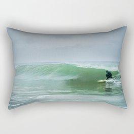 Riding The Storm Out Rectangular Pillow
