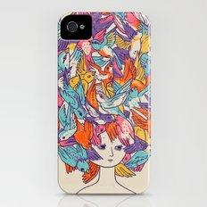 Birdy iPhone (4, 4s) Slim Case