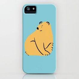 Bear! iPhone Case