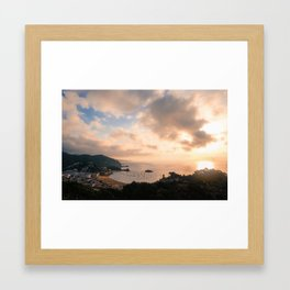 Tosa Del Mar Framed Art Print