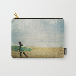 Settling on Betrayal Carry-All Pouch