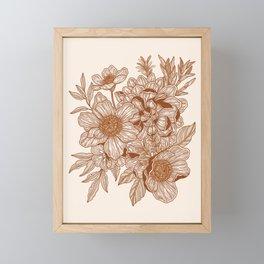 Overgrown 5 Framed Mini Art Print
