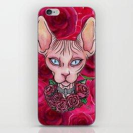 Love Sphynx iPhone Skin