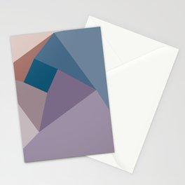 Geometric Vortex Stationery Cards