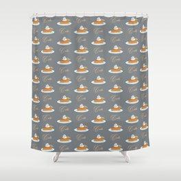 CUTIE PIE Shower Curtain
