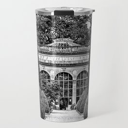 Path to the Orangery Travel Mug