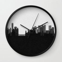 City Skylines: Kolkata Wall Clock