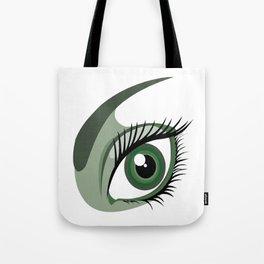 Eye Catching Tote Bag