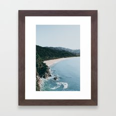 New Zealand III Framed Art Print
