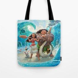 Moana 2 Tote Bag