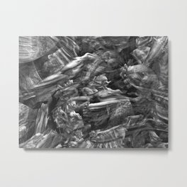 Wants to share my nightmares? Metal Print
