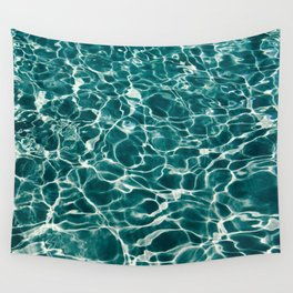Hot Summer Day Wall Tapestry