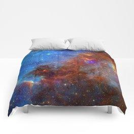 North America Nebula 2 Comforters