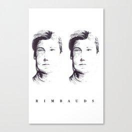 Rimbauds Canvas Print