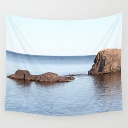 A Calm in Lake Superior Wall Tapestry