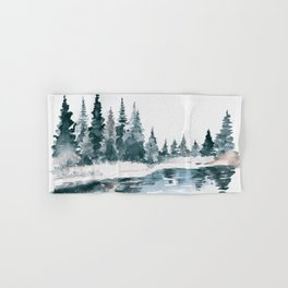 Mountain River Hand & Bath Towel