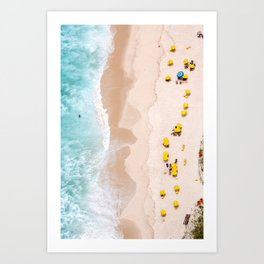 Be Unique Art Print