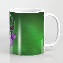 Demon Hunter Pepe Coffee Mug
