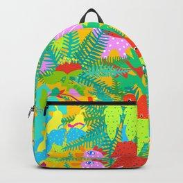 Jungle Birds Backpack