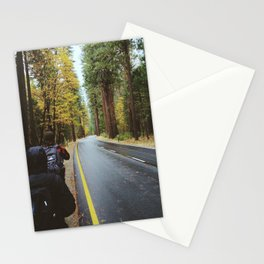 Moving Forward Stationery Cards