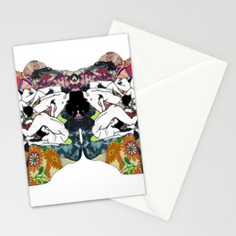 Psychological sex Stationery Cards