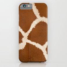 Giraffe Skin iPhone 6 Slim Case