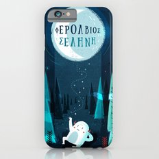 :::Happy bringer moon::: Slim Case iPhone 6s