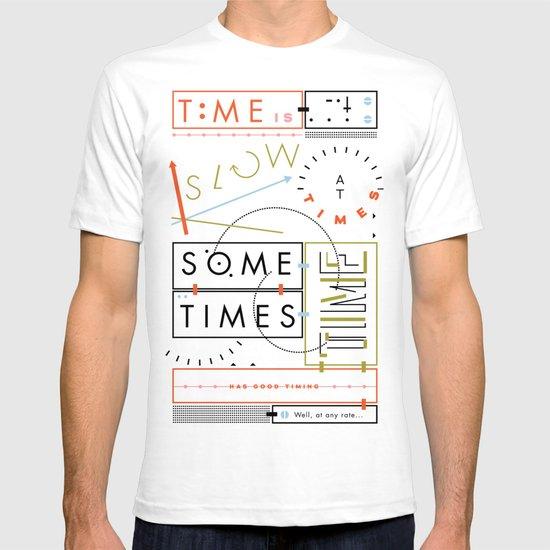 Haikuglyphics - Thyme T-shirt