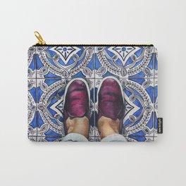 Art Beneath Our Feet - Ancona, Italy Carry-All Pouch