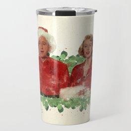 Bob & Betty (White Christmas) Travel Mug