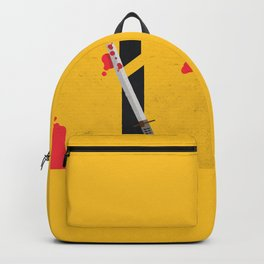 KILL BILL Tribute Backpack