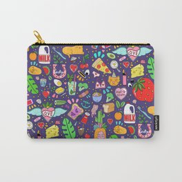 Kitsch Paradise Carry-All Pouch