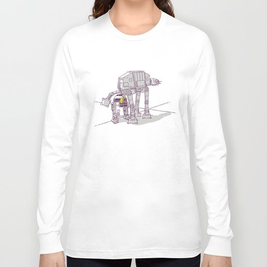 Not quite a fire hydrant Long Sleeve T-shirt