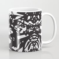 insects Mugs featuring Poisonous İnsects by kartalpaf