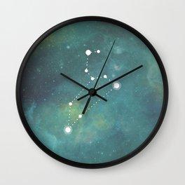Leo Star Wall Clock
