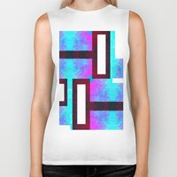 discount Biker Tanks featuring Sybaritic II by Aaron Carberry