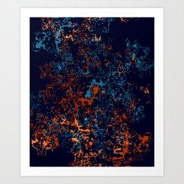 101821 Art Print