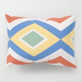Abstract Stripes Pattern Geometric Decoration Pillow Sham
