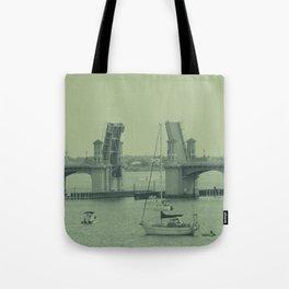 Drawbridge  Tote Bag