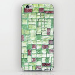 In the Mirror of Modernity iPhone Skin