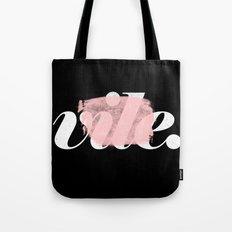Vile Tote Bag