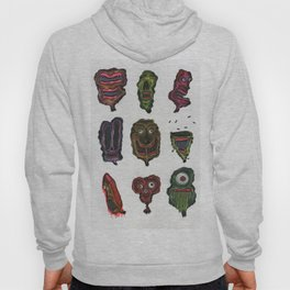 Ghoul Head Gallery Hoody