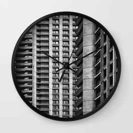 Frontier Wall Clock