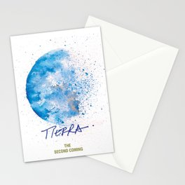 Tierra Second Coming Stationery Cards