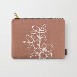 La Fleur Carry-All Pouch