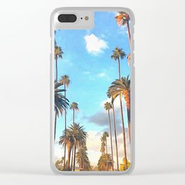L.A. Morning Clear iPhone Case