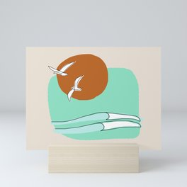 Seaview Mini Art Print