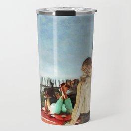 SUMMER OF '69 Apollo 11 Moon Mission Launch Travel Mug