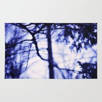 central park Area & Throw Rugs featuring Central Park by bruna valenca