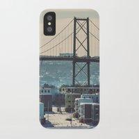 the neighbourhood iPhone & iPod Cases featuring Abandoned Neighbourhood by Shaun Lowe